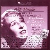 Britten: Les Illuminations, Op. 18 - Falla: 7 Canciones Populares Españolas by Suzanne Danco