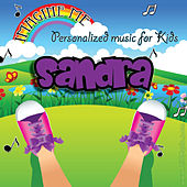 Imagine Me - Personalized Music for Kids: Sandra by Personalized Kid Music