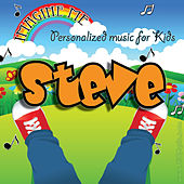 Imagine Me - Personalized Music for Kids: Steve by Personalized Kid Music