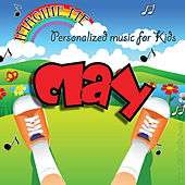 Imagine Me - Personalized Music for Kids: Clay by Personalized Kid Music