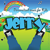 Imagine Me - Personalized Music for Kids: Jerry by Personalized Kid Music