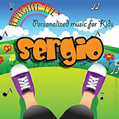 Imagine Me - Personalized Music for Kids: Sergio by Personalized Kid Music