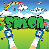 Imagine Me - Personalized Music for Kids: Simon by Personalized Kid Music