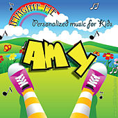 Imagine Me - Personalized Music for Kids: Amy by Personalized Kid Music