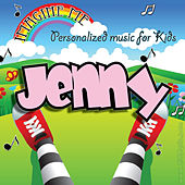 Imagine Me - Personalized Music for Kids: Jenny by Personalized Kid Music