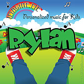 Imagine Me - Personalized Music for Kids: Rylan by Personalized Kid Music