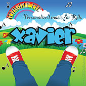 Imagine Me - Personalized Music for Kids: Xavier by Personalized Kid Music