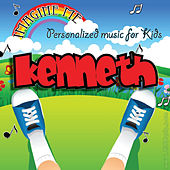 Imagine Me - Personalized Music for Kids: Kenneth by Personalized Kid Music