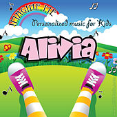 Imagine Me - Personalized Music for Kids: Alivia by Personalized Kid Music