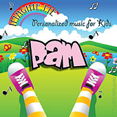 Imagine Me - Personalized Music for Kids: Pam by Personalized Kid Music