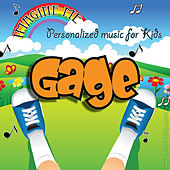 Imagine Me - Personalized Music for Kids: Gage by Personalized Kid Music