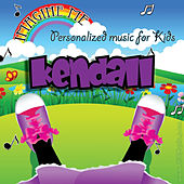 Imagine Me - Personalized Music for Kids: Kendall by Personalized Kid Music