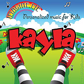 Imagine Me - Personalized Music for Kids: Kayla by Personalized Kid Music
