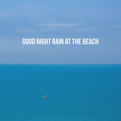 Good Night Rain at the Beach by Various Artists