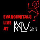 Play & Download Evangenitals Live On Kxlu by Evangenitals | Napster