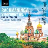 Rachmaninov: Symphony No. 1 by Philharmonia Orchestra