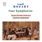 Mozart: Four Symphonies by Haydn Chamber Orchestra