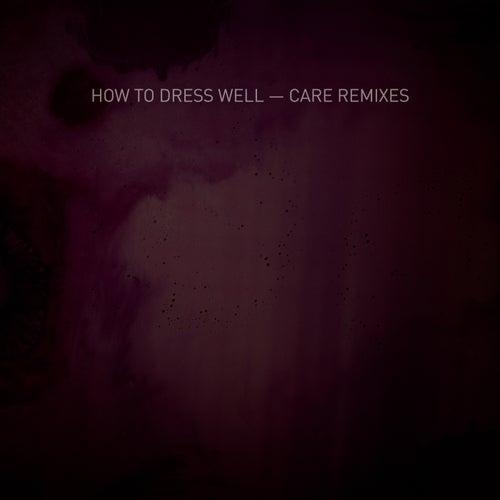 Anxious (James Ferraro's Black Midi Remix) de How To Dress Well