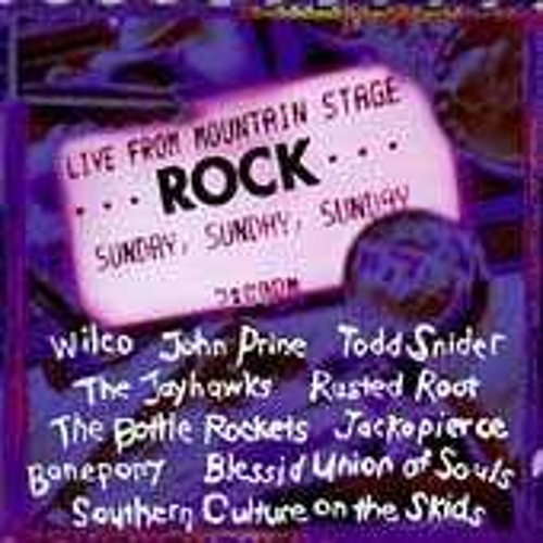 Play & Download Rock Live From Mountain Stage by Various Artists | Napster