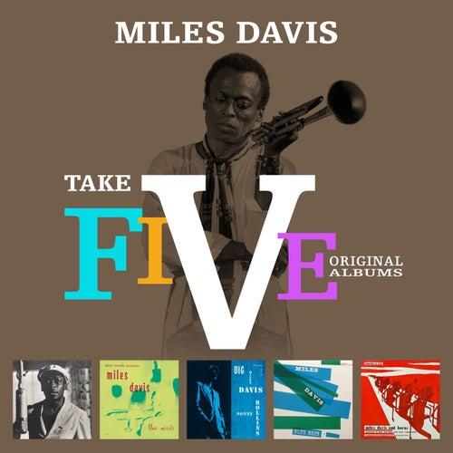 Take Five Original Albums von Miles Davis
