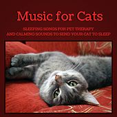 Music for Cats - Sleeping Songs for Pet Therapy and Calming Sounds to Send Your Cat to Sleep by Pet Music World