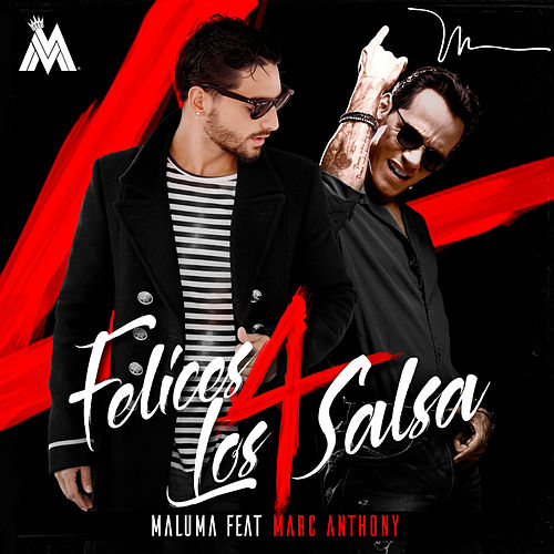 Felices los 4 (Salsa Version) by Maluma