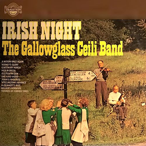 Irish Night by Gallowglass Ceili Band