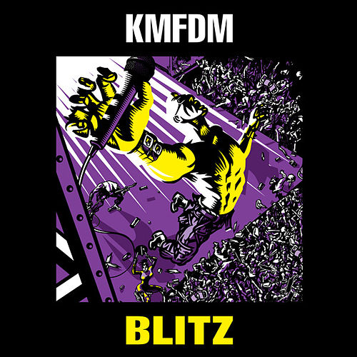 Play & Download Blitz by KMFDM | Napster
