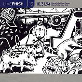 LivePhish, Vol. 13 10/31/94 by Phish