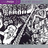 LivePhish, Vol. 11 11/17/97 by Phish