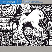LivePhish, Vol. 19 7/12/91 by Phish