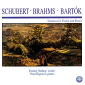 Schubert, Brahms, Bartók:  Sonatas for Violin and Piano (Live-Recording Concertgebouw Amsterdam May, 1981) by Youri Egorov
