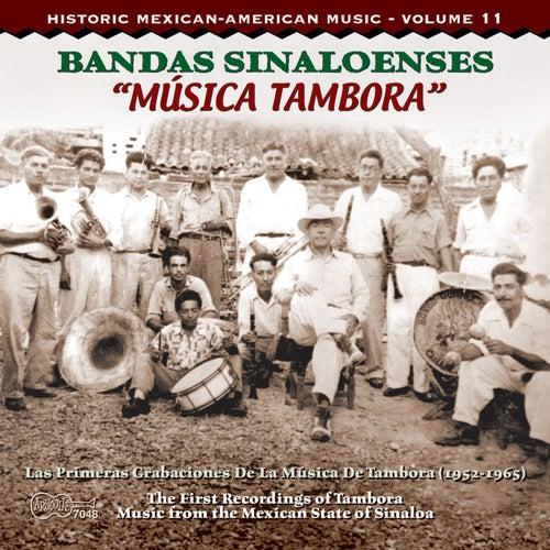Bandas Sinaloenses: Musica Tambora by Various Artists
