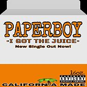 I Got The Juice by Paperboy