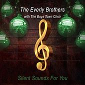Silent Sounds For You de The Everly Brothers