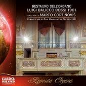 Restauro dell'Organo Luigi Balicco Bossi 1901 by Marco Cortinovis