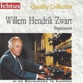 Orgelconcert in de Bovenkerk te Kampen by Willem Hendrik Zwart