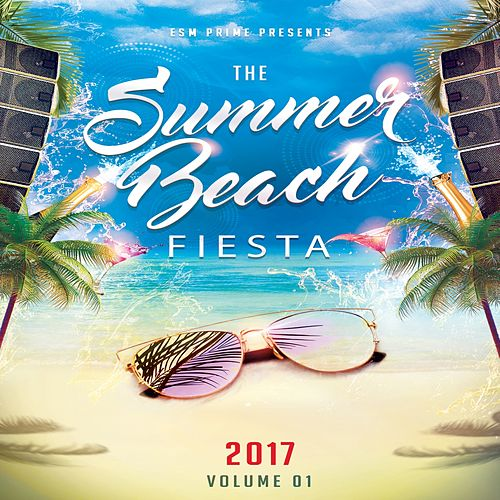 The Summer Beach Fiesta 2017 de Various