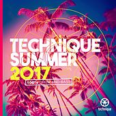 Technique Summer 2017 (100% Drum & Bass) by Various Artists