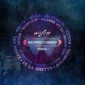 Escápate Conmigo (Remix) de Wisin