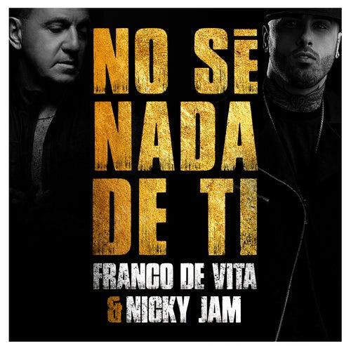 No Sé Nada de Ti de Nicky Jam