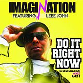Do It Right Now, Part 2 - The DJ Destruction Mixes by Imagination