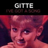 I`ve Got A Song de Gitte