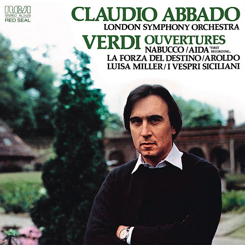 Verdi: Overture (Remastered) by Claudio Abbado