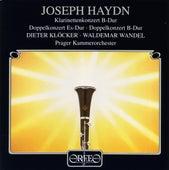 Haydn: Clarinet Concertos by Dieter Klöcker