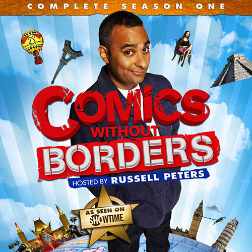 Russell Peters Hosts: Comics Without Borders by Various Artists