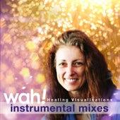 Healing Visualisations (Instrumental Mixes) by Wah!