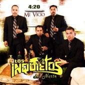 Play & Download 4:20 Mi Vicio by Los Inquietos Del Norte | Napster