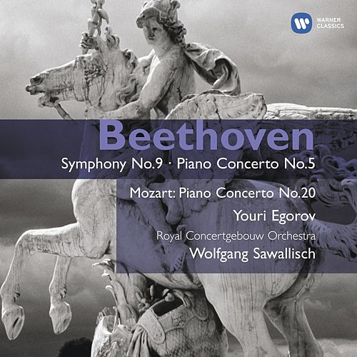 Beethoven: Symphony No. 9 etc by Various Artists