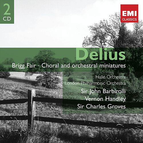 Delius: Popular Orchestral Works by Various Artists